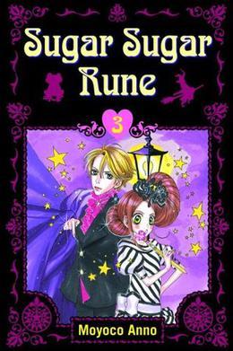 Sugar Sugar Rune, Volume 3 by Moyoco Anno