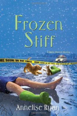 Frozen Stiff by Annelise Ryan