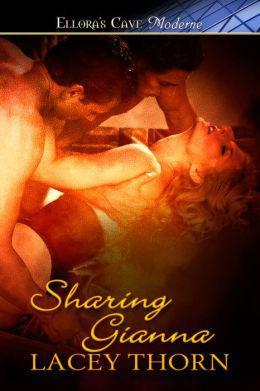 Sharing Gianna by Lacey Thorn