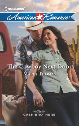 The Cowboy Next Door by Marin Thomas