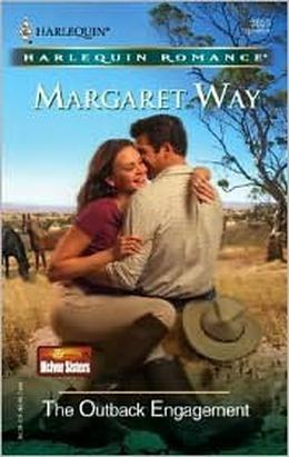 The Outback Engagement by Margaret Way