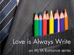 Between You and Me (Love is Always Write) by Alex Mar