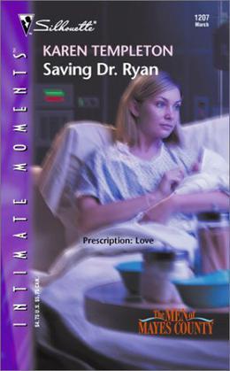 Saving Dr. Ryan by Karen Templeton