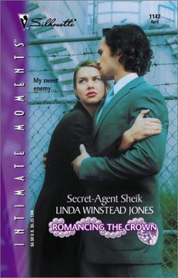 Secret-Agent Sheik by Linda Winstead Jones