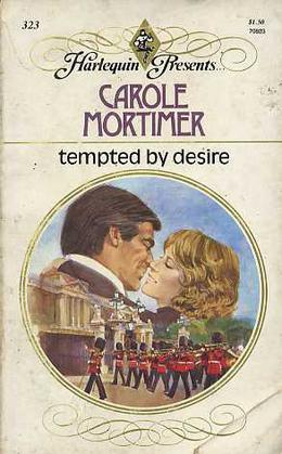 Tempted by Desire by Carole Mortimer