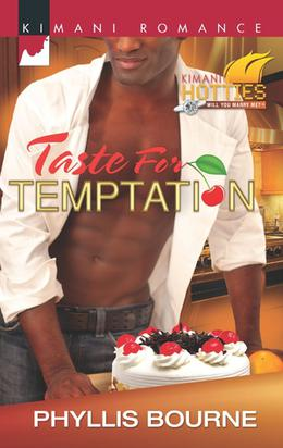 Taste for Temptation by Phyllis Bourne