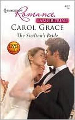 The Sicilian's Bride by Carol Grace