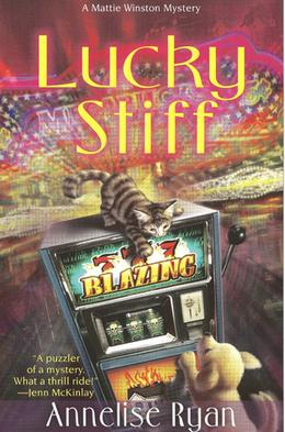 Lucky Stiff by Annelise Ryan