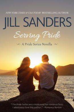 Serving Pride: A Pride Series Novella by Jill Sanders