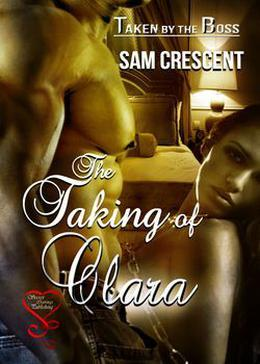 The Taking of Clara by Sam Crescent