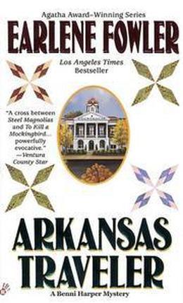 Arkansas Traveler by Earlene Fowler