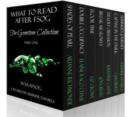 What to Read After FSOG: The Gemstone Collection by Summer Daniels, Kristine Cayne, Elaine Raco Chase, Liz Crowe, Arianne Richmonde, C.J. Roberts, Joya Ryan
