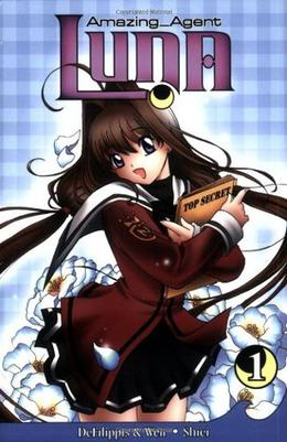 Amazing Agent Luna, Volume 1 by Nunzio DeFilippis, Christina Weir, Shiei