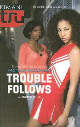 Trouble Follows by Monica McKayhan