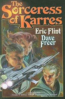 The Sorceress of Karres by Eric Flint, Dave Freer