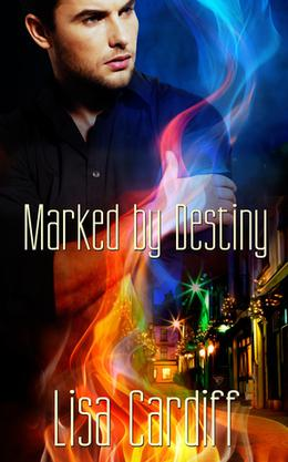 Marked by Destiny by Lisa Cardiff