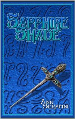 Sapphire Shade by Ann Serafini