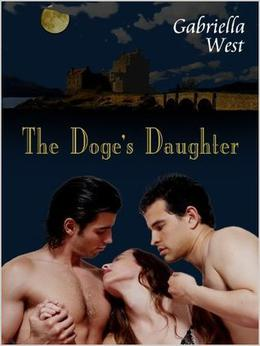 The Doge's Daughter by Gabriella West