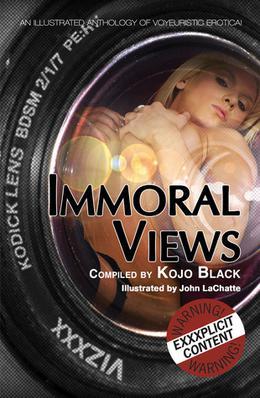 Immoral Views by Kojo Black, Lucy Felthouse, Kay Jaybee, K.D. Grace, Lexie Bay, Rebecca Bond