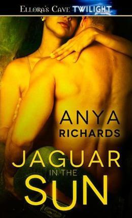 Jaguar in the Sun by Anya Richards