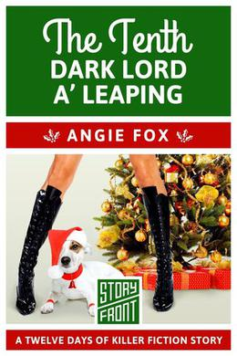 The Tenth Dark Lord a' Leaping by Angie Fox