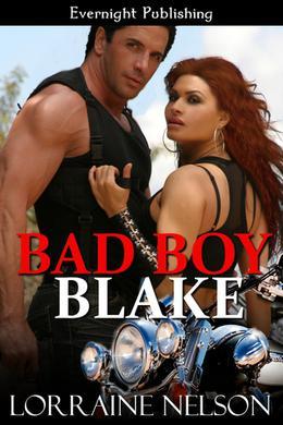 Bad Boy Blake by Lorraine Nelson