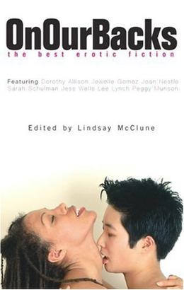 On Our Backs: The Best Erotic Fiction by Lindsay McClune