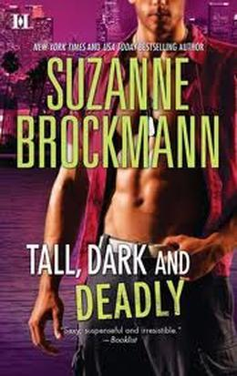 Tall, Dark and Deadly: Get Lucky\Taylor's Temptation by Suzanne Brockmann