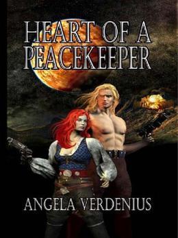 Heart of a Peacekeeper by Angela Verdenius