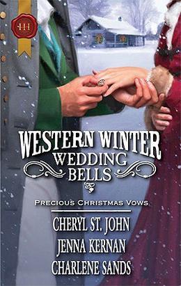 Western Winter Wedding Bells: Christmas in Red Willow\The Sheriff's Housekeeper Bride\Wearing the Rancher's Ring by Cheryl St. John, Jenna Kernan, Charlene Sands