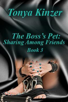Sharing Among Friends by Tonya Kinzer