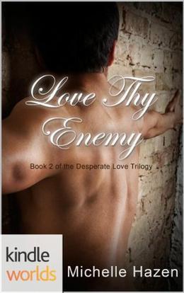 The Vampire Diaries: Love Thy Enemy  (Kindle Worlds) (The Vampire Diaries Kindle World) by Michelle Hazen