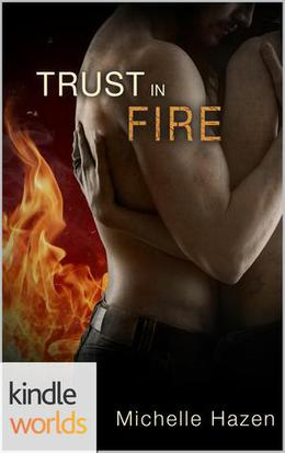The Vampire Diaries: Trust In Fire by Michelle Hazen