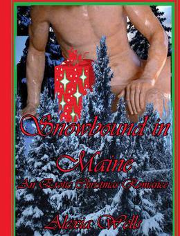Snowbound in Maine An Erotic Christmas Romance by Alexia Wells