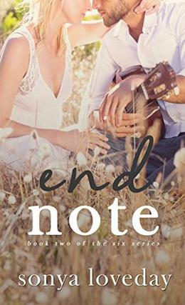 End Note by Sonya Loveday
