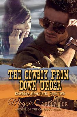 The Cowboy From Down Under by Maggie Carpenter