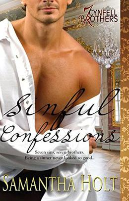 Sinful Confessions by Samantha Holt