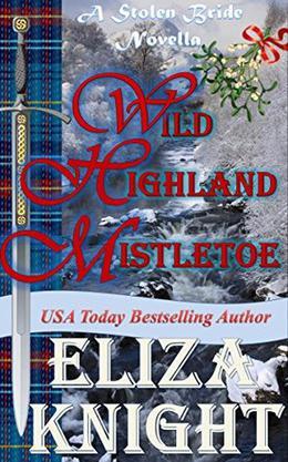 Wild Highland Mistletoe by Eliza Knight