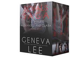Royals Saga: The Complete Alexander and Clara Boxed Set by Geneva Lee
