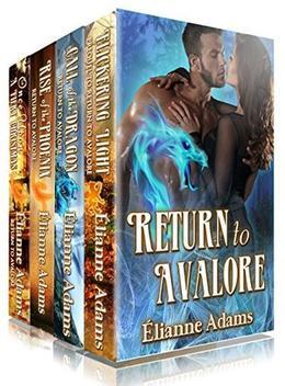 Return to Avalore by Elianne Adams