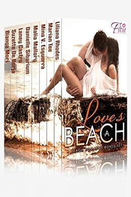 Love's a Beach: 8 Book Beach Romance Boxed Set by Liliana Rhodes, Marian Tee, Mina V. Esguerra, Malia Mallory, Suzette de Borja, Bianca Mori, Laney Castro, Danielle Sibarium, Clarise Tan