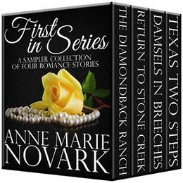 Boxed Set: First In Series Sampler Collection by Anne Marie Novark