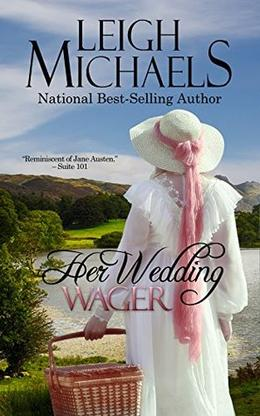 Her Wedding Wager by Leigh Michaels
