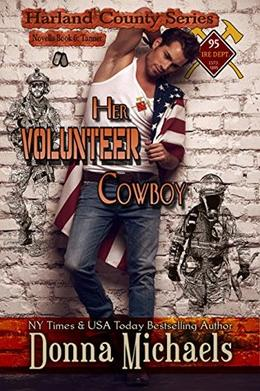 Her Volunteer Cowboy: Tanner by Donna Michaels
