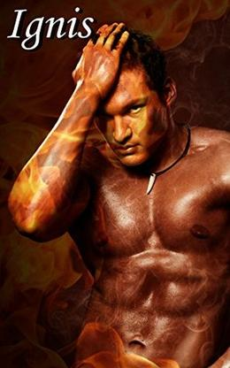 Ignis  (American Dragons Book 1, a BBW and alpha male dragon shifter paranormal romance) by Helen Atreya