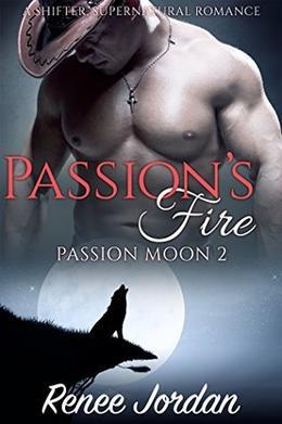 Passion's Fire by Renee Jordan, Sennah Tate