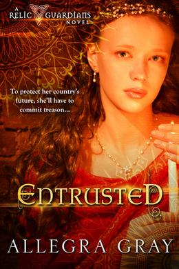 Entrusted by Allegra Gray