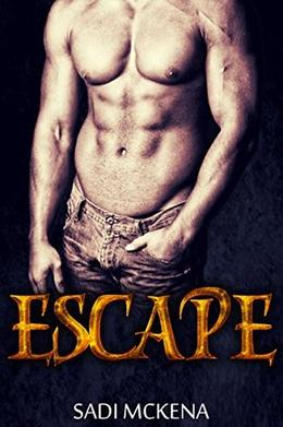 Escape  (Gay Crime Romance) by Sadi Mckena