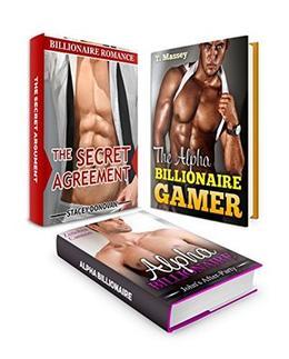 ALPHA BILLIONAIRE BOX SET: The Secret Agreement at John's After-Part  (Romance, Alpha, New Adult, Contemporary Romance) by Zenobia Cannon, T. Massey, Stacey Donovan