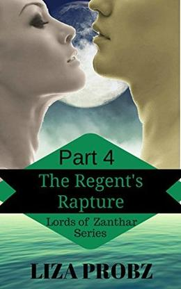 The Regent's Rapture by Liza Probz, JS Marx Book Covers